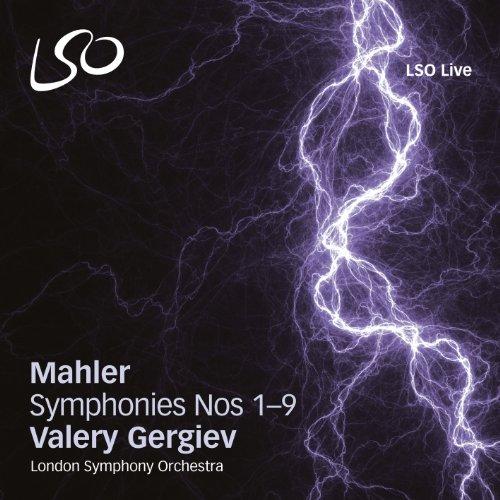 London Symphony Orchestra - Mahler: Symphonies 1-9 (LSO/Gergiev) By London Symphony Orchestra