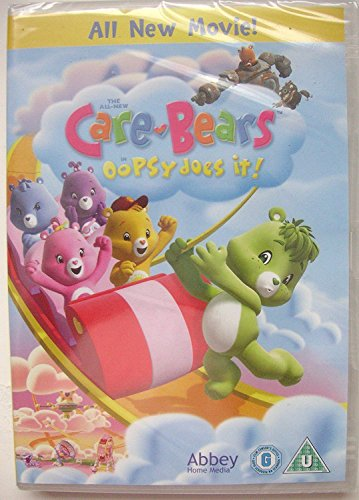 CARE-BEARS OOPSY DOES IT ! DVD