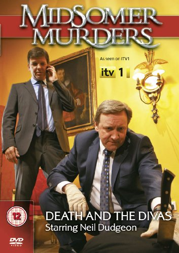Midsomer-Murders-Series-15-Death-and-The-Divas-DVD-CD-RIVG-FREE-Shipping