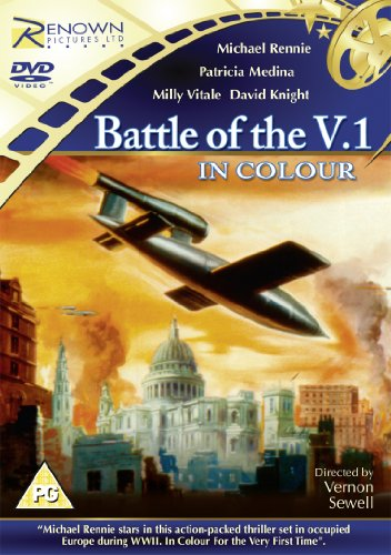 Battle Of the V.1 - In Colour!