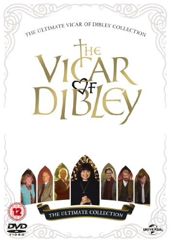 Vicar of Dibley - The Ultimate Collection (Slimline Packaging)