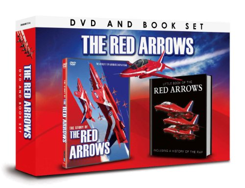 THE RED ARROWS DVD & BOOK Set