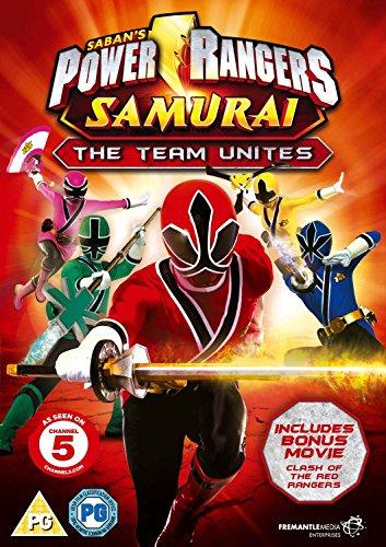 Power Rangers Samurai: Volume 1 - The Team Unites