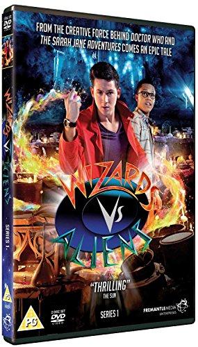 Wizards Vs Aliens: Series 1