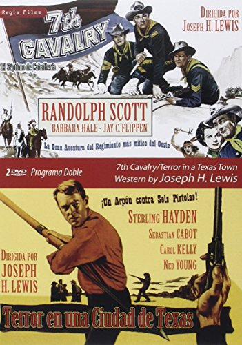 7th Cavalry / Terror In A Texas Town - Western Double-Bill (Region Free PAL Anamorphic Widescreen)