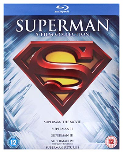 The Superman 5 Film Collection 1978-2006