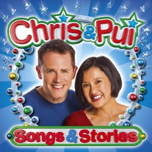Chris & Pui - Songs & Stories By Chris & Pui