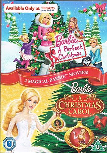 Barbie: A Perfect Christmas/A Christmas Carol 2 Magical Barbie Movies