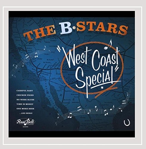 The B-Stars - West Coast Special By The B-Stars