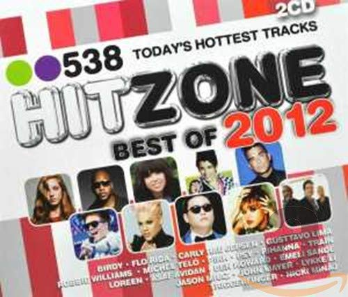Various Artists - Hitzone 2012 Best of By Various Artists
