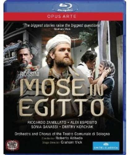 Rossini: Mose In Egitto  [Alex Esposito; Olga Senderskaya; Dmitry Korchak; Sonia Ga