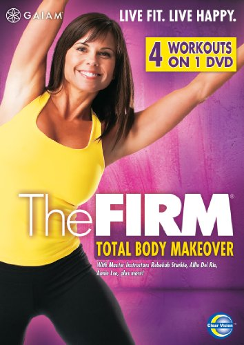 The-Firm-Total-Body-Makeover-DVD-DVD-5QLN-The-Cheap-Fast-Free-Post