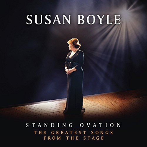 Susan Boyle - Standing Ovation: The Greatest Songs from the Stage By Susan Boyle