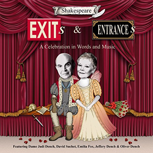 Oliver Dench - Shakespeare Exits and Entrances By Oliver Dench