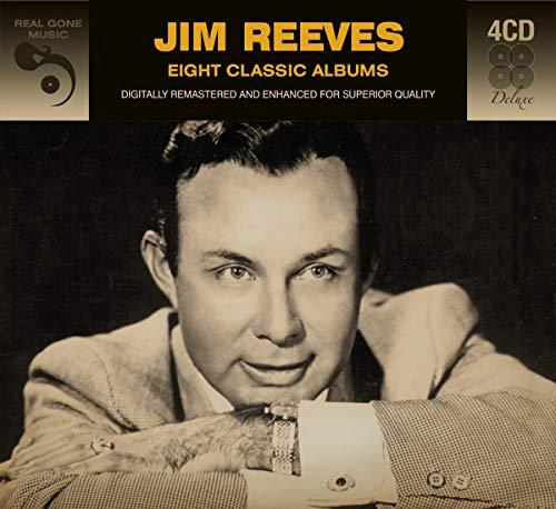 Jim Reeves - Eight Classic Albums  Jim Reeves By Jim Reeves