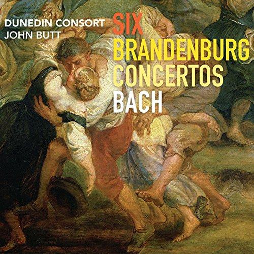 John Butt - Six Brandenburg Concertos