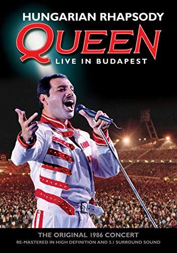 Queen - Queen: Hungarian Rhapsody - Live In Budapest