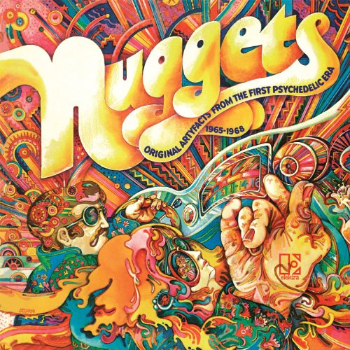 Nuggets: Original Artyfacts From The First Psychedelic Era 1965-1968 By Various Artists