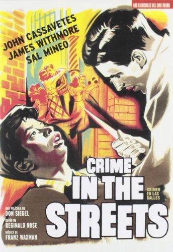 Crime in the Streets (Crimen en las Calles) EN, SP - Region 0