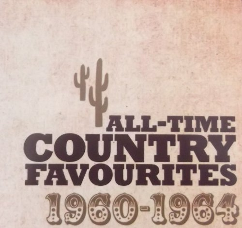 Various - All-Time Country Favourites 1960 - 1964 (3 CD Album Set)
