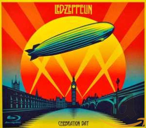 Led Zeppelin - Celebration Day By Led Zeppelin