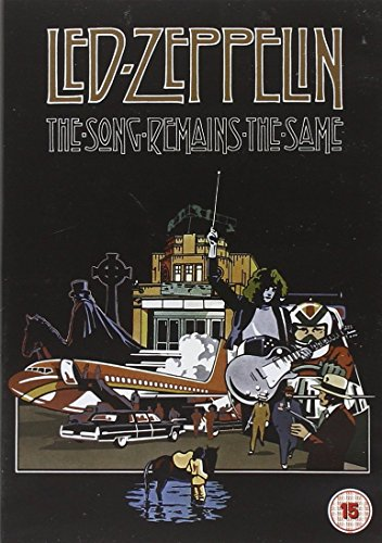 Led Zeppelin - Led Zeppelin: The Song Remains The Same