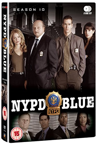 NYPD Blue Complete Season 10