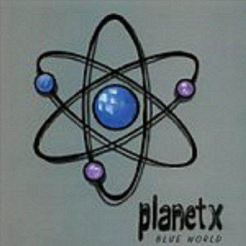 Brett Michael Spunt - Planet X Blue World By Brett Michael Spunt