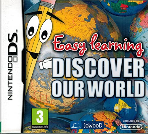 Easy Learning: Discover Our World (DS)