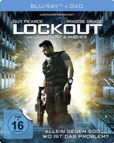 Lockout - Steelbook