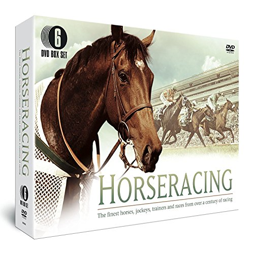 Horseracing - Includes 12 Greatest Ever Grand Nationals (6 DVD Gift Set)