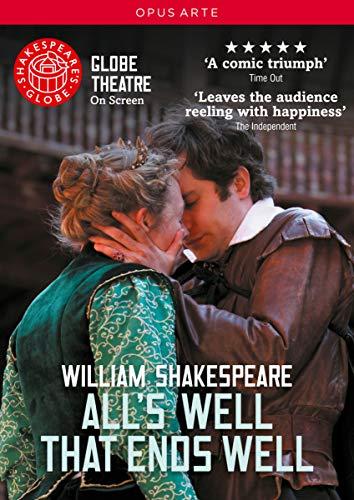 Shakespeare: All's Well That Ends Well (Michael Bertenshaw/ Sam Cox/ Sam Crane/ Naomi Cranston) [Glo
