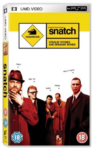 SNATCH-UMD-DISC-FOR-SONY-PSP-CD-KYVG-FREE-Shipping