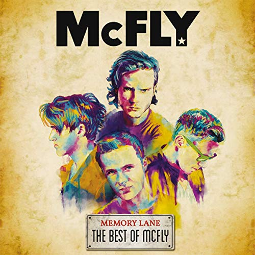 McFly - Memory Lane - The Best of McFly