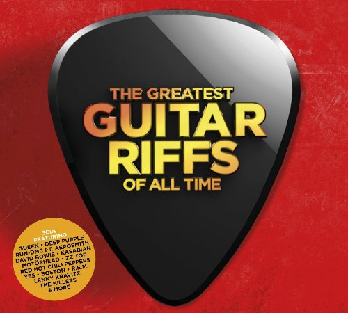 Various Artists - Greatest Guitar Riffs of All Time