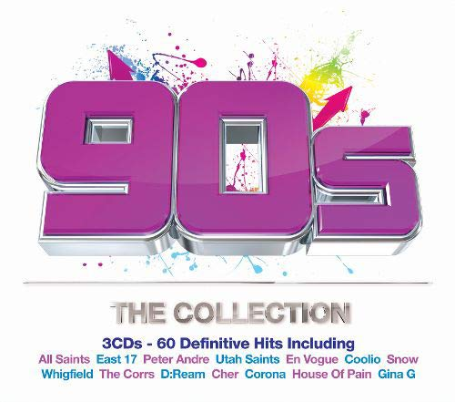 Various Artists - 90's - The Collection