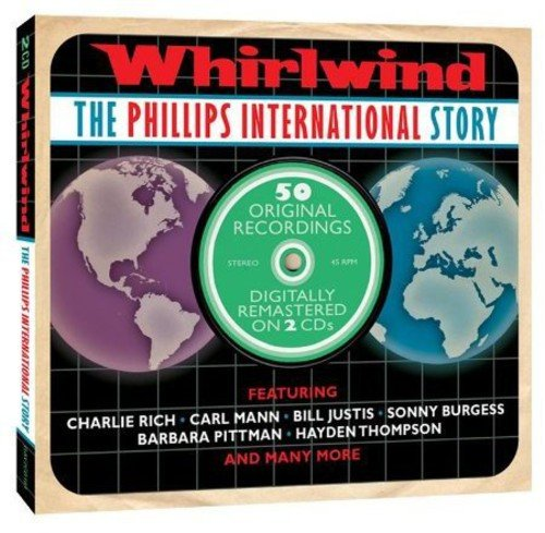 Various Artists - Whirlwind: The Phillips International Story