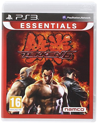 Tekken 6 Essentials PS3