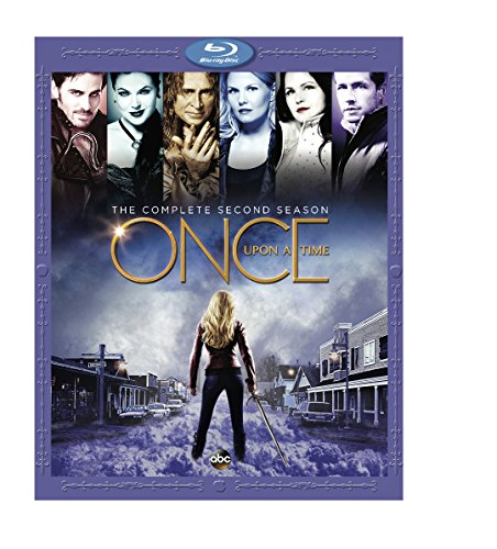 Once Upon A Time: The Complete Second Season (5pc)