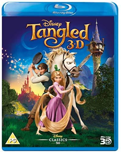 Tangled (Blu-ray 3D + Blu-ray)