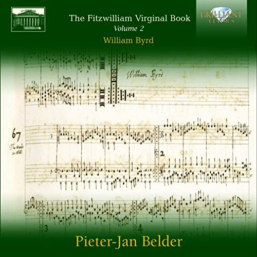 The Fitzwilliam Virginal Book, Vol. 2