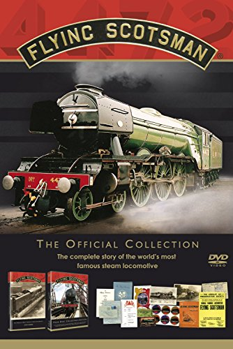 The Flying Scotsman: The Official Collection