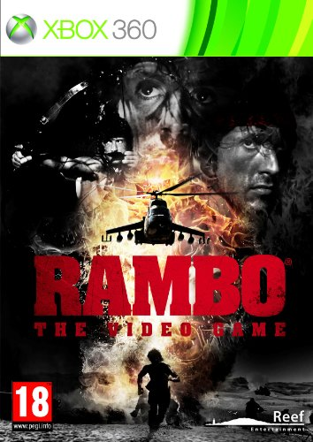 Rambo: The Video Game (Xbox 360)