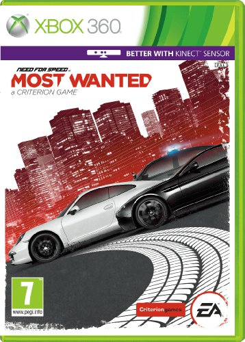 Need for Speed Most Wanted Classics (Xbox 360)