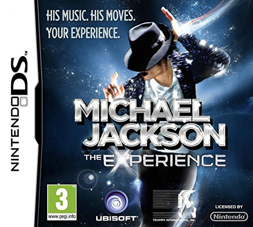 Michael Jackson The Experience Game DS