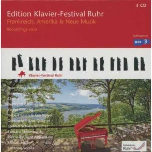 Juan Perez Floristan & Jean-Frederic Neuburger - Ruhr Piano Festival 2012 By Juan Perez Floristan & Jean-Frederic Neuburger