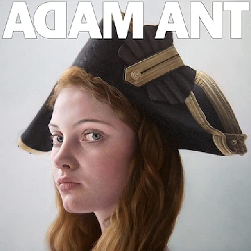 Adam Ant - Blueblack Hussar In Marrying T By Adam Ant