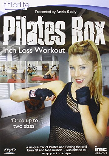 Pilates Box - Inch Loss Workout - Drop up to 2 Sizes - Annie Sealey - Fit for Life Series