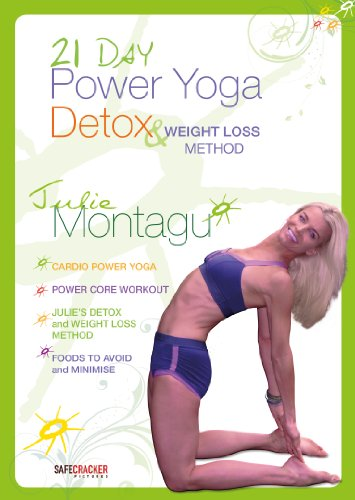 21 Day Power Yoga Detox & Weight Loss Method with Julie Montagu