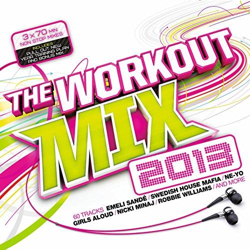 Various Artists - Workout Mix 2013
